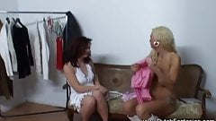 Lesbian Lusty Fuck Scene From The Dirty Netherlands