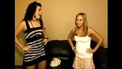 Reanna and holly getting together