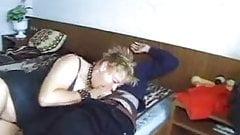 Grandma is horny!