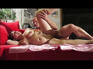 German mature Sophie fucked with different men (cuckold)