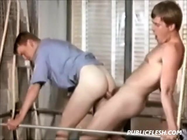 Classic Twink Homosexual Oral And Anal