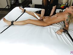 Bella Ink Submits to Hitachi - Preview