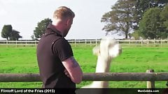 Male Celeb Freddie Flintoff Shirtless And Sexy Video