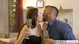 Babes - Elegant Anal - New Years Resolution  starring  Rebec
