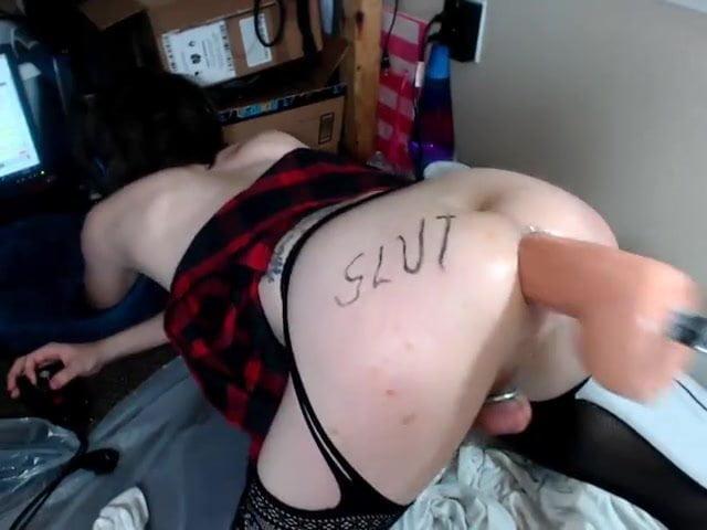 Fuck machine webcam