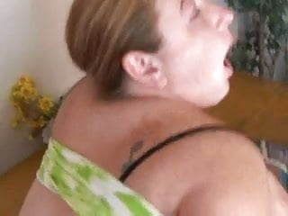 Chubby Redhead With Hairy Pussy