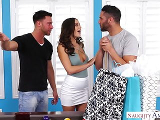 Download video bokep LANA RHOADES THREESOME - CHEATS & FUCKS 2 GUYS Mp4 terbaru