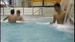Splashed Twinks!