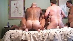 Mature Group Sex Part 1