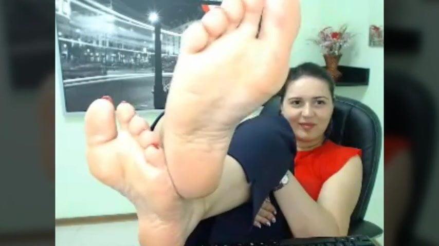 feet онлайн камера foot веб девочек видео