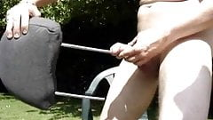 extrem insertion car toy in my cock - look !!