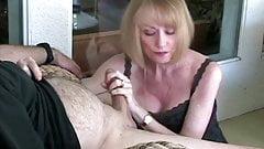 Using Her Dildo To Cum Hard