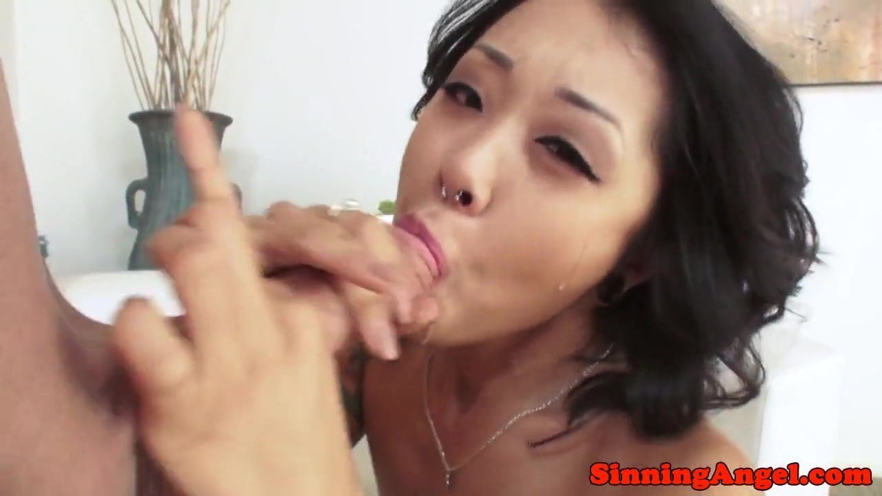 Petite Asian Teen Gagging On A Huge Cock, Porn 1B Xhamster-5794