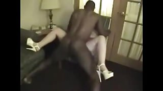 Hot Mature Slut Enjoys BBC (Interracial Cuckold)