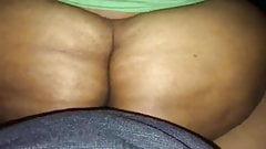 Sloppy bbw ass