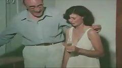 Erotic scene from 80's