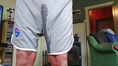 Oops, I wet my shorts
