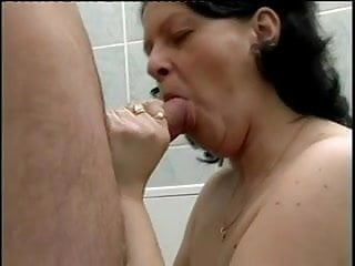 HOT MOM 162 anal granny mature milfgerman younger man