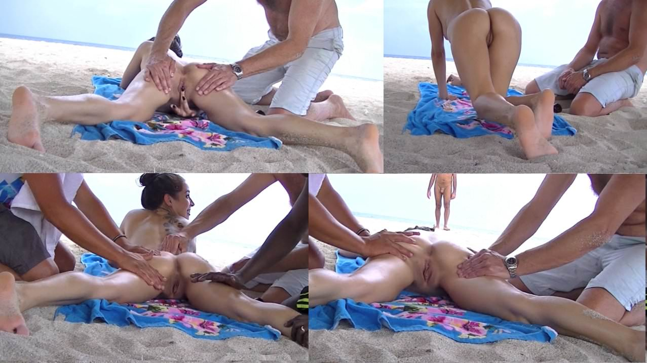 South beach nude-4930