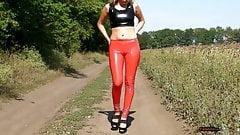 Latex walk