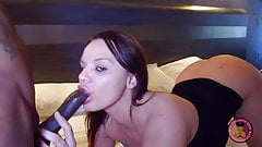 Pawg Tonya Sinn plays with a Big Black Cock