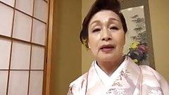 Japanese Grandmother 4's Thumb