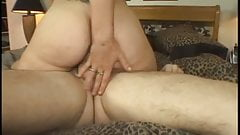 Hot MILF gets dirty and wild on his new Boyfriend