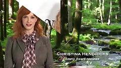 Christina Hendricks Jerk Off Challenge