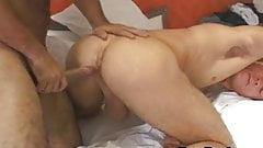 Latin Hunk Lovers Raw Bareback Sex