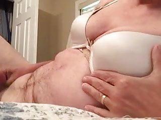 Artemus - Dressed In Bra and Stroking To Cum