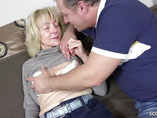 Download video bokep GERMAN MOTHER in STOCKINGS SEDUCE to FUCK with CUM ON BELLY Mp4 terbaru