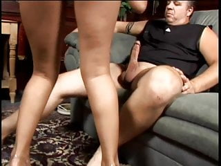 Asians showing off pussy - Thick little asian slut shows off her ass and pussy and smokes during a handjob