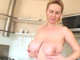 My fave big tit mature blonde 1