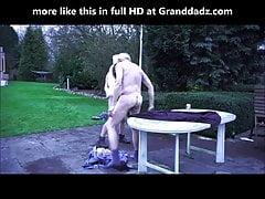 Granddadz.com teen fucking a 70 year old guy