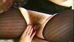 Vintage Lesbian scene