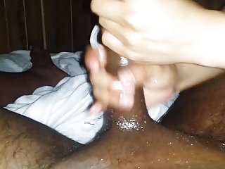 Thai want to touch Indian cock massage (with cum) Part 3