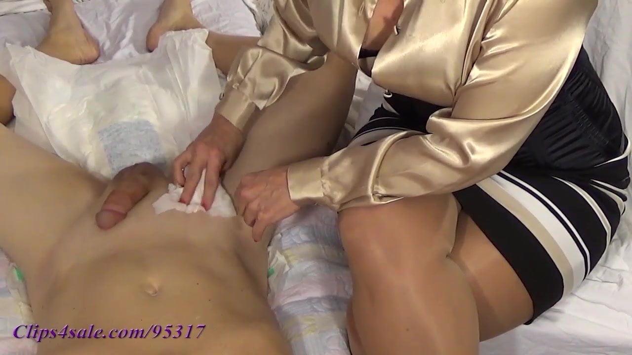 diaper porn video
