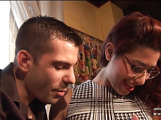 Preview 1 of Pretty young french arab student analyzed n pussy creamed