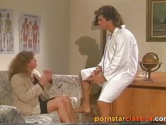 Pornstarclassics fake doctor fucks the busty milf patient Thumbnail