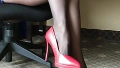 Bas Jambes Pieds Collant Talons Free Special Fetichiste Porn Videos QrthsdC