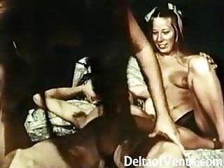 John Holmes Fucks Two Girl Scouts - Vintage Porn 1970s