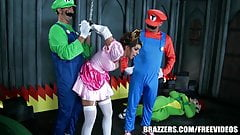 Brazzers - Mario and luigi parody_double stuff thumb
