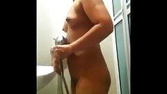Miss M shower 2