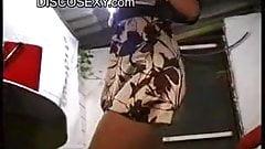 strip tease backstage