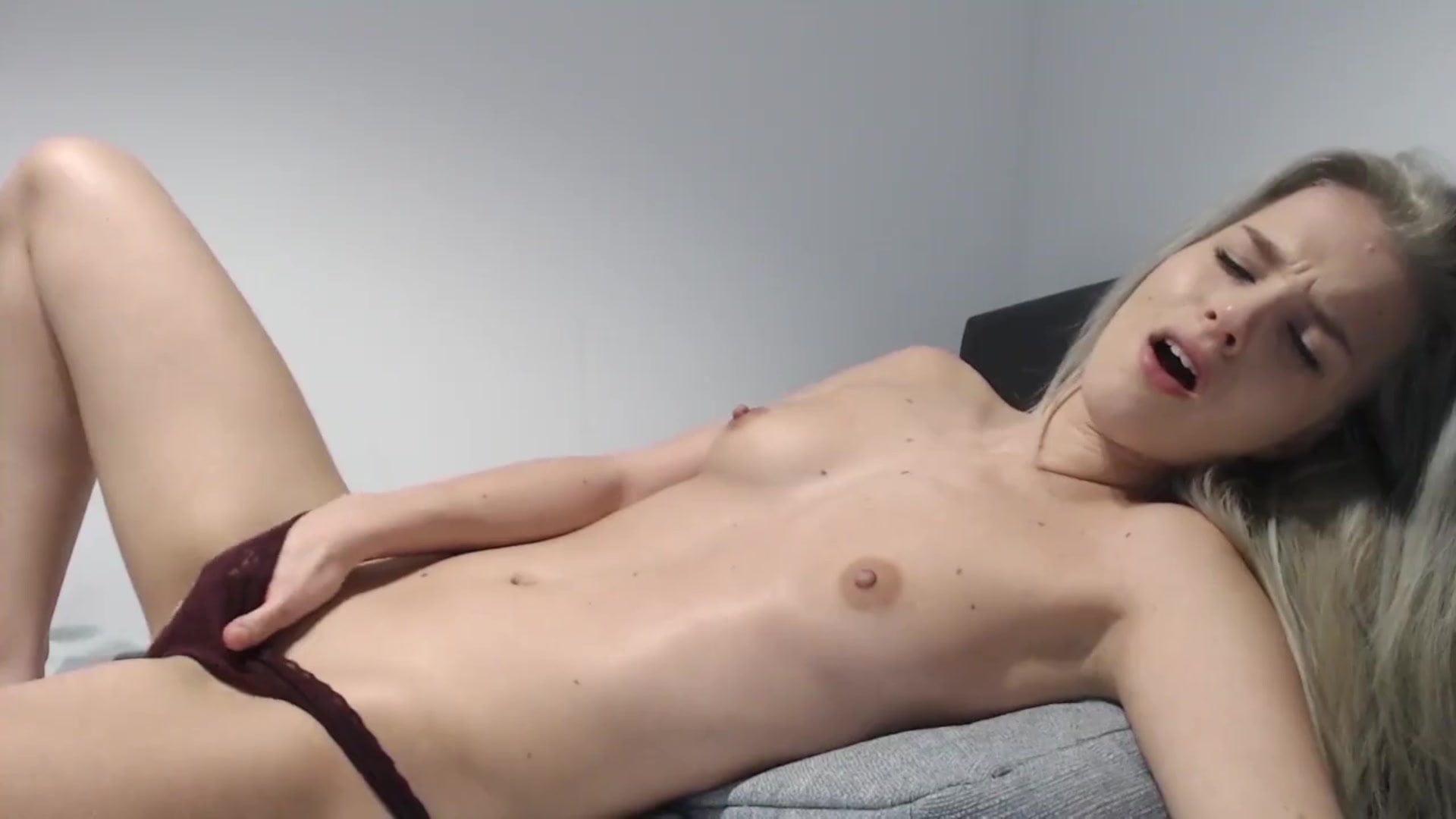 Home Alone - Cute Teen Masturbating Hard, Porn B8 Xhamster Fr-1257