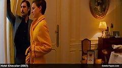 Natalie Portman totally nude and erotic movie scenes
