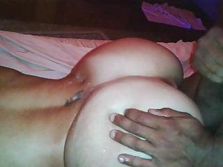 Latina BBC slut first time