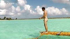 Ferdinand nude in TV show