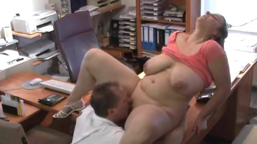 German Office Porn