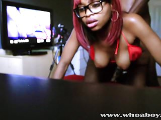 Download video bokep Black teen Ebony Banks gets her first Anal Creampie  Mp4 terbaru